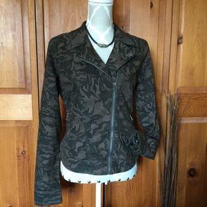David Bitton Ladies Camo Jacket